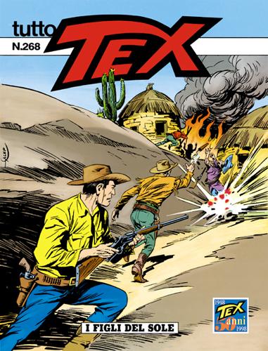 Tutto Tex n.268 - I figli del sole
