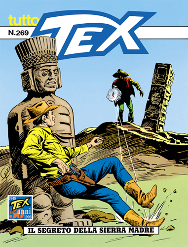 Tutto Tex n.269 - Il segreto della Sierra Madre