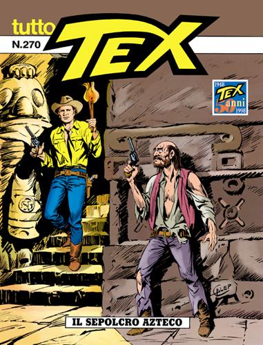 Tutto Tex n.270 - Il sepolcro Azteco