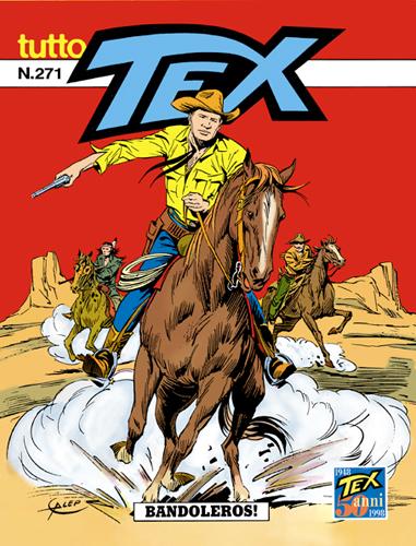 Tutto Tex n.271 - Bandoleros!
