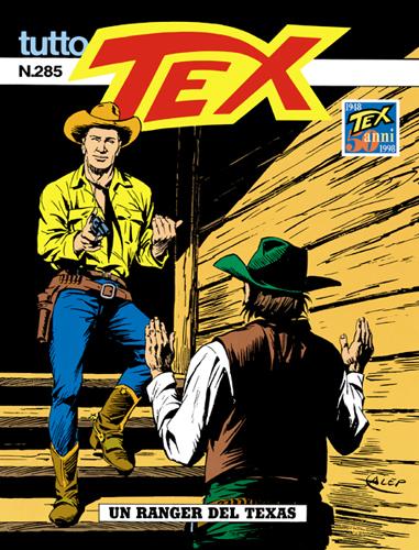 Tutto Tex n.285 - Un ranger del texas