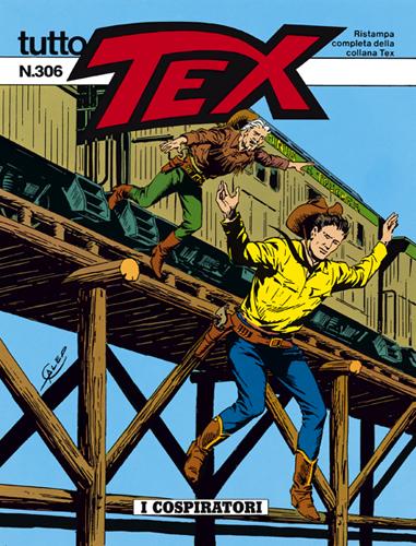 Tutto Tex n.306 - I cospiratori