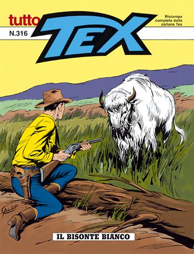 Tutto Tex n.316 - Il bisonte bianco