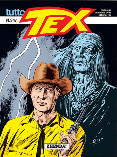 Tutto Tex n.347 - Zhenda