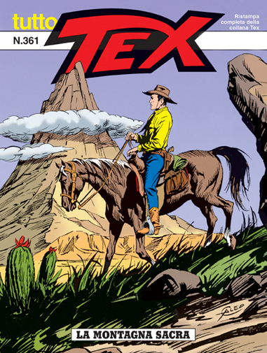 Tutto Tex n.361 - La montagna sacra