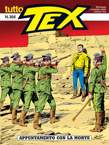 Tutto Tex n.366 - Appuntamento con la morte