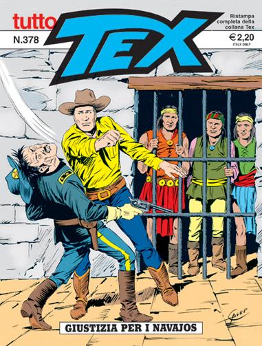 Tutto Tex n.378 - Giustizia per i Navajos