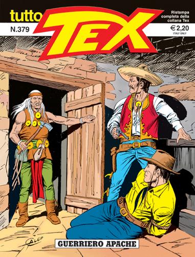Tutto Tex n.379 - Guerriero apache