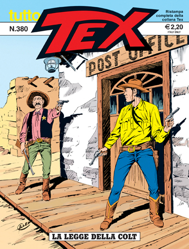 Tutto Tex n.380 - La legge della Colt