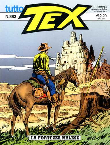 Tutto Tex n.383 - La fortezza malese