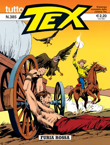 Tutto Tex n.385 - Furia rossa