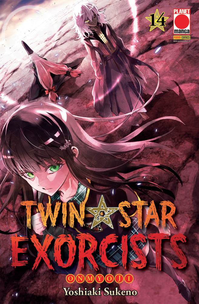 Twin Star Exorcists 14