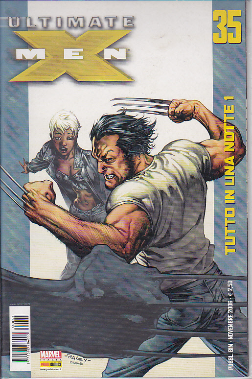 Ultimate X-Men 35