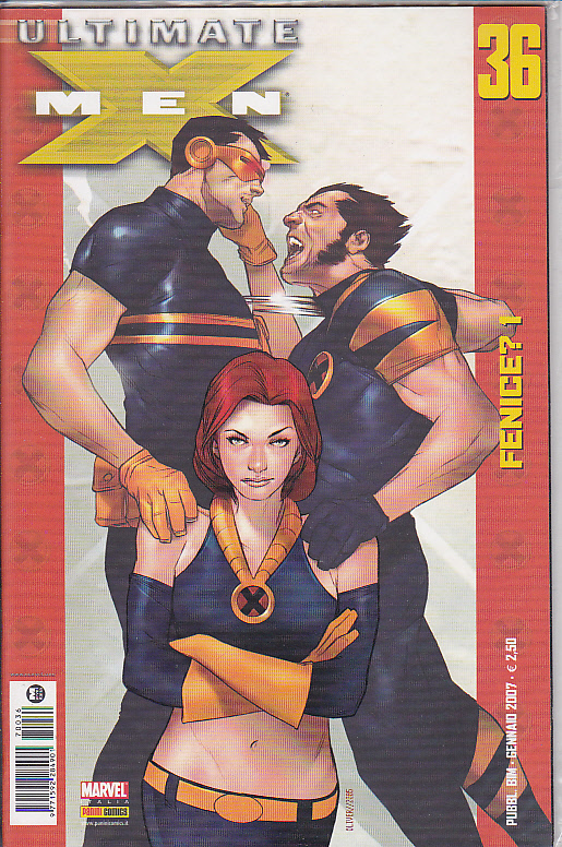 Ultimate X-Men 36
