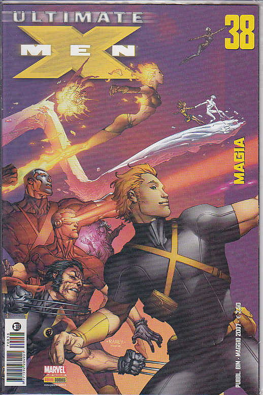 Ultimate X-Men 38