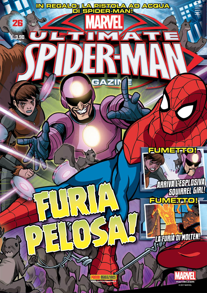 Ultimate Spider-Man Magazine 26