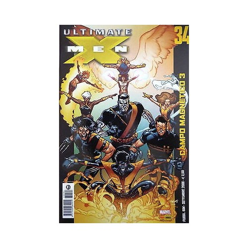 Ultimate X-Men 34
