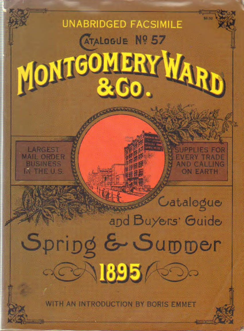 Catalogue n.57 Montgomery Ward & co.