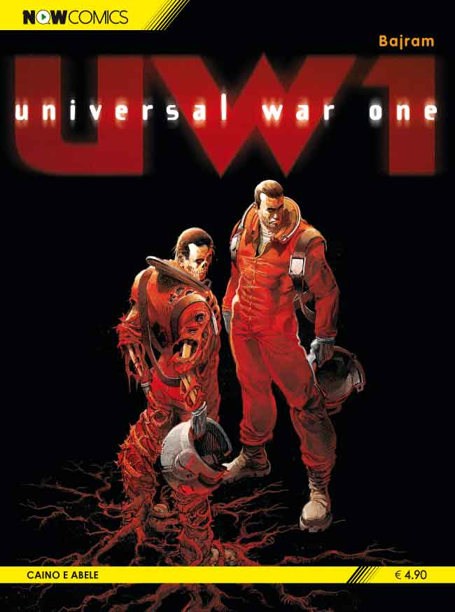 Now Comics Universal War One 3 Di 6