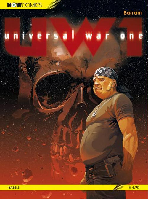 Now Comics Universal War One 5 Di 6
