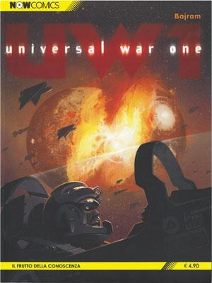 Now Comics Universal War One 2 Di 6