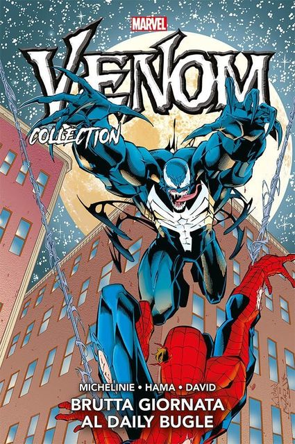 Venom Collection 14 Brutta Giornata al Daily Bugle