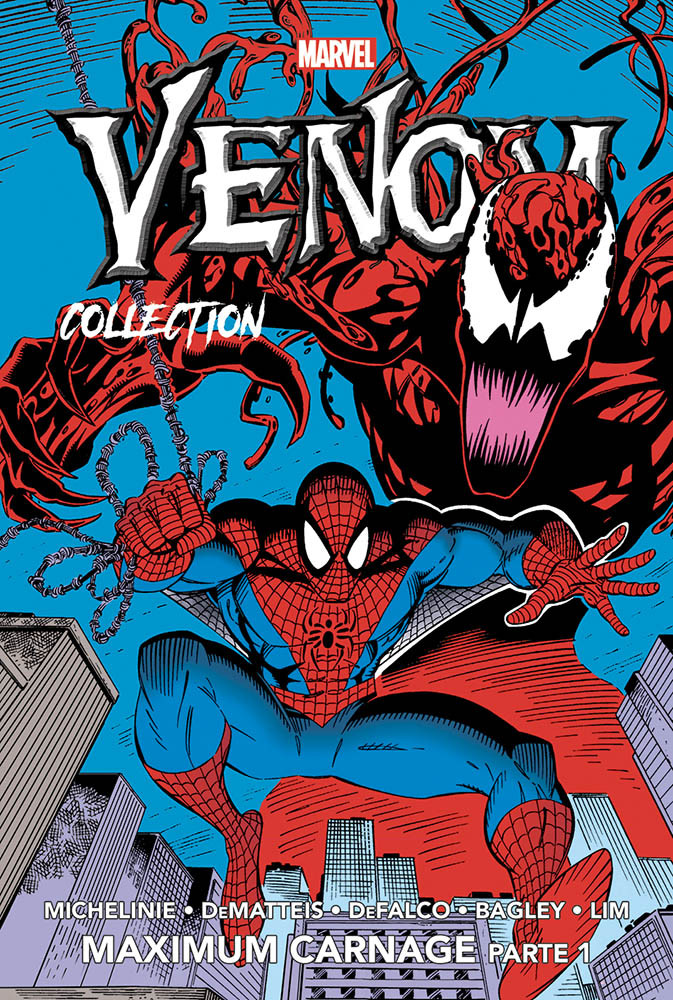 Venom Collection 3 Maximum Carnage 1