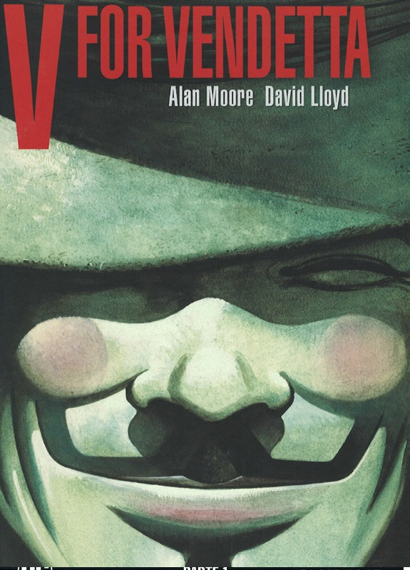 V FOR VENDETTA - VERTIGO LIBRARY