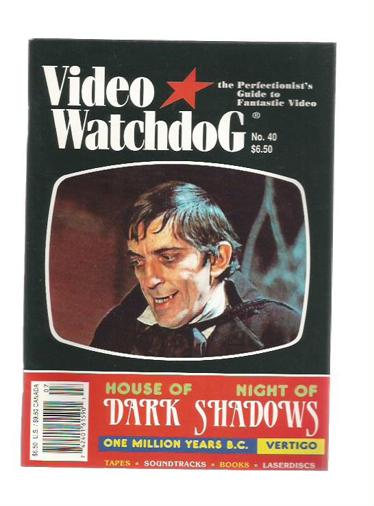 Video Watchdog n.40 - 1997