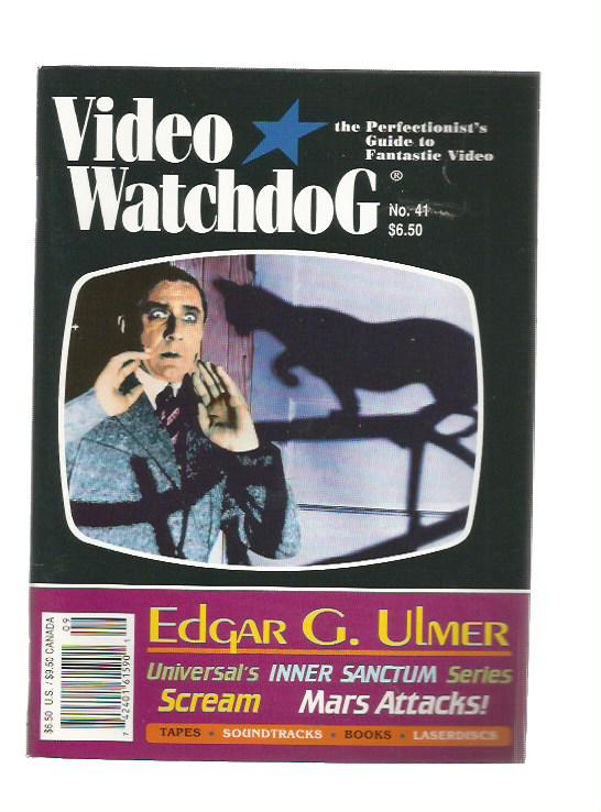 Video Watchdog n.41 - 1997