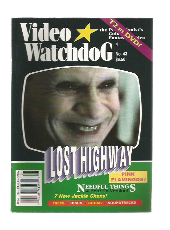 Video Watchdog n.43 - 1998