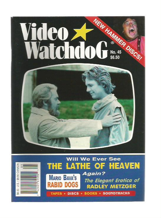 Video Watchdog n.45 - 1998