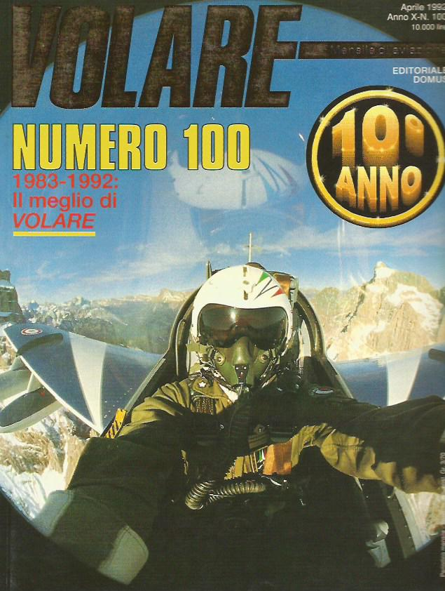 Volare n. 100 - 1992