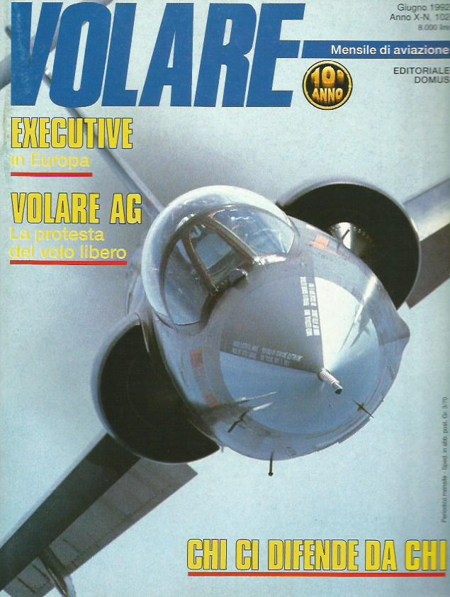 Volare n. 102 - 1992