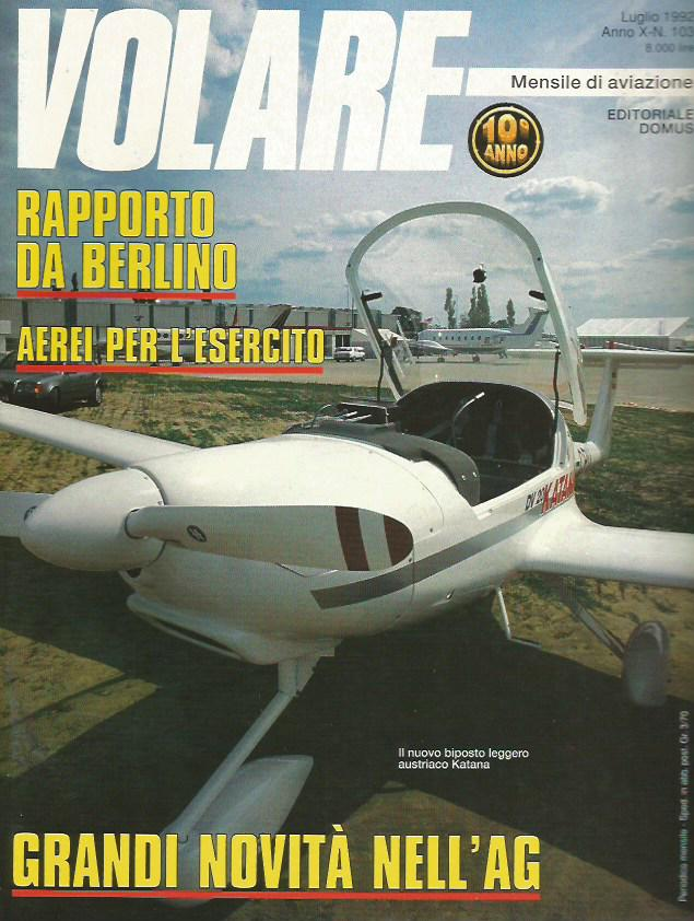Volare n. 103 - 1992