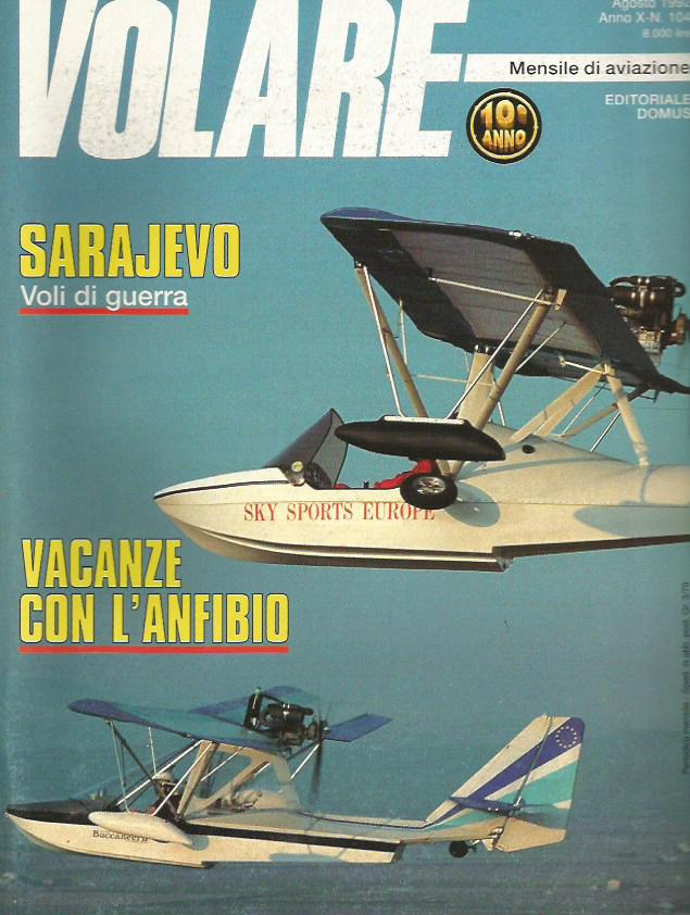 Volare n. 104 - 1992