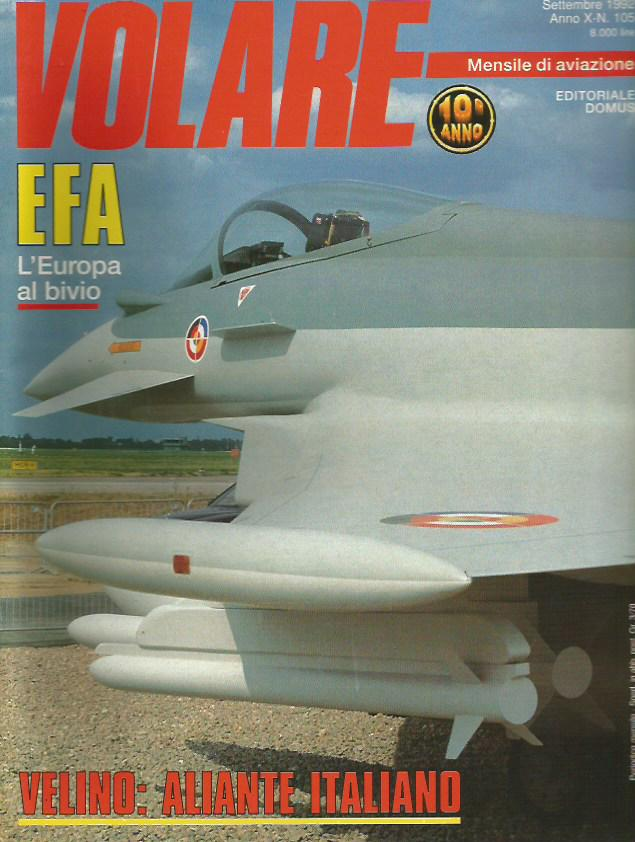 Volare n. 105 - 1992