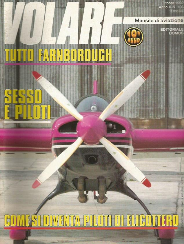 Volare n. 106 - 1992