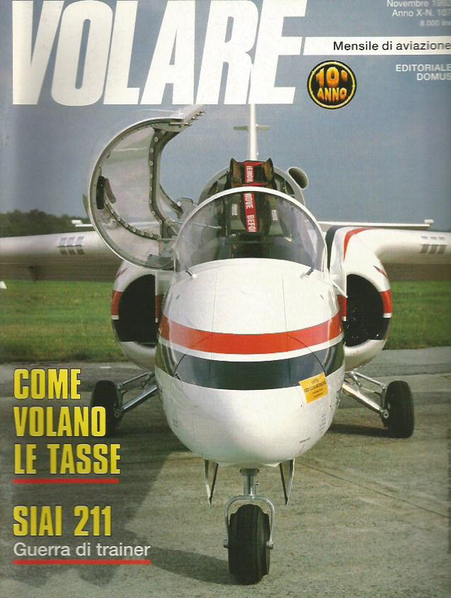 Volare n. 107 - 1992