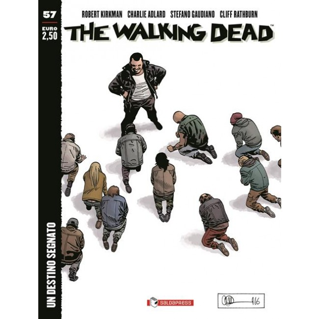 Walking Dead New Edition 57 Un destino segnato