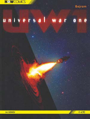 Now Comics Universal War One 1 Di 6
