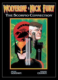 WOLVERINE & NICK FURY SCORPIO CONNECTION EDIZIONE DELUXE
