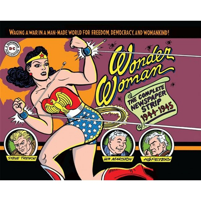 Wonder Woman the complete dailies 1944-1945