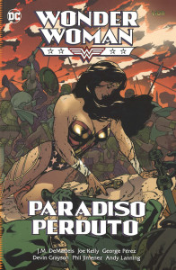 WONDER WOMAN: PARADISO PERDUTO