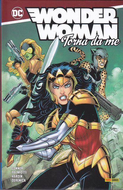 Wonder Woman Torna da me