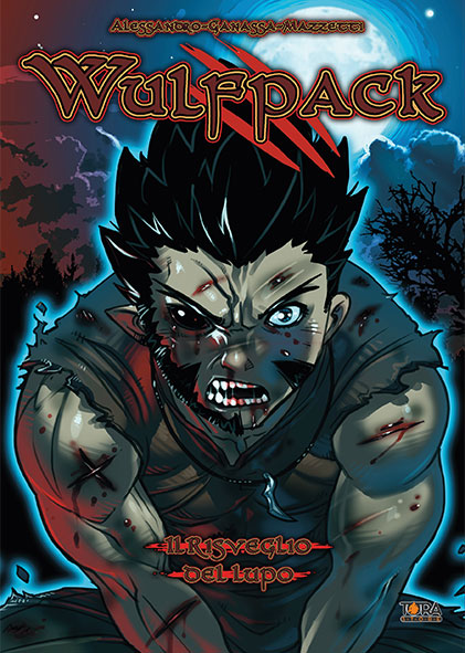 Wulfpack 1 Variant Cover