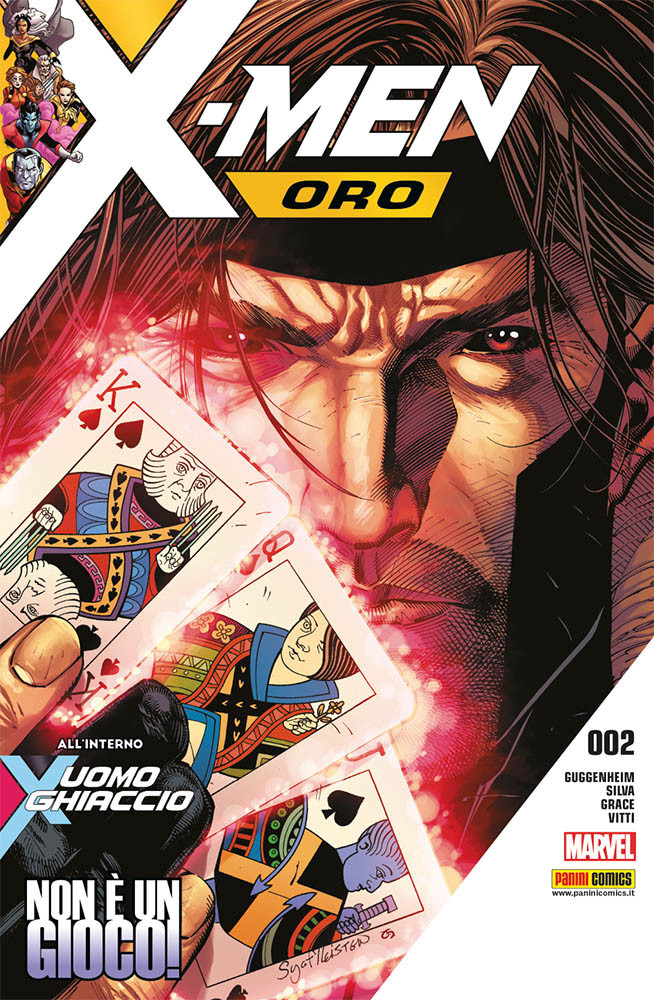 X-Men Oro 2 Gli Incredibili X-Men 330