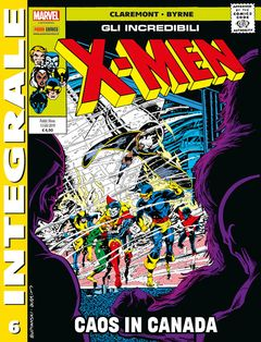 Marvel Integrale Incredibili X-Men di Chris Claremont 6