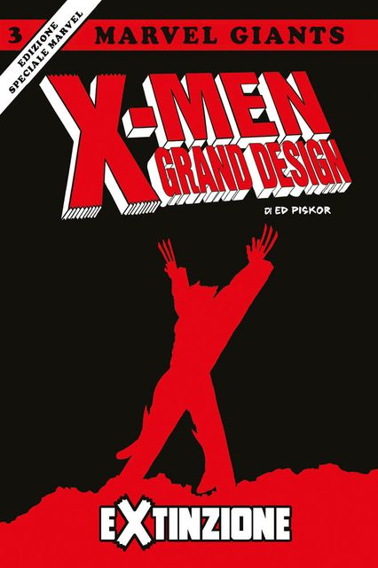 X-Men Grand Design 3 Extinzione