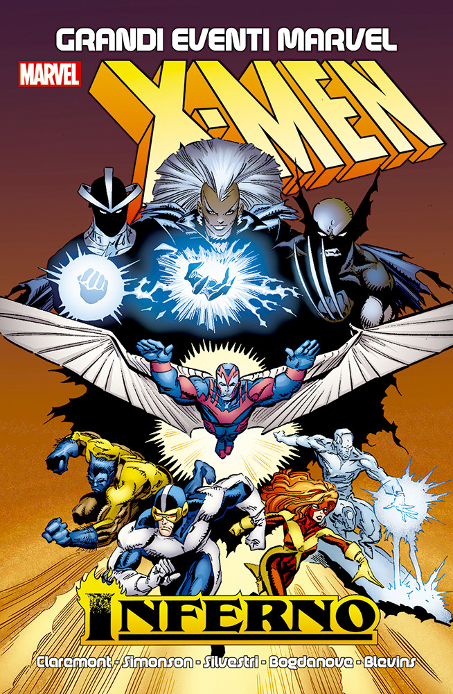 X-Men Inferno Grandi Eventi Marvel